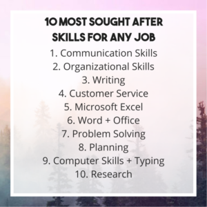 The #1 Skill That You Need to Improve as a Job Seeker